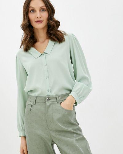 Блузка - зеленая Rich&royal