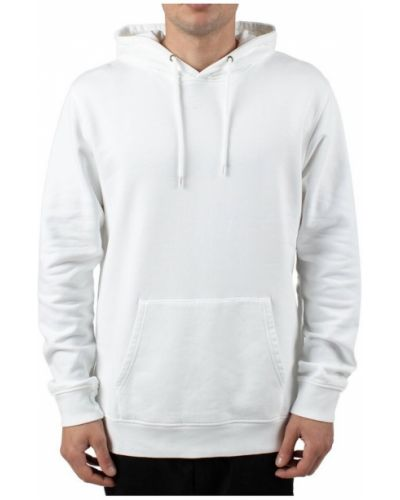 Biała bluza Colorful Standard