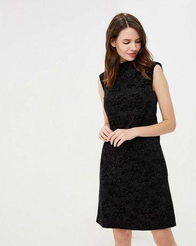 Платье осеннее черное Irina Vladi