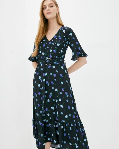 Повседневное платье - черное Markus Lupfer