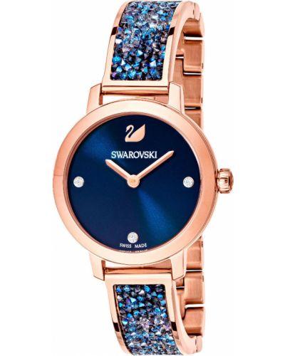 Часы - серые Swarovski