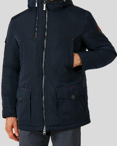 Утепленная куртка демисезонная осенняя Finn Flare