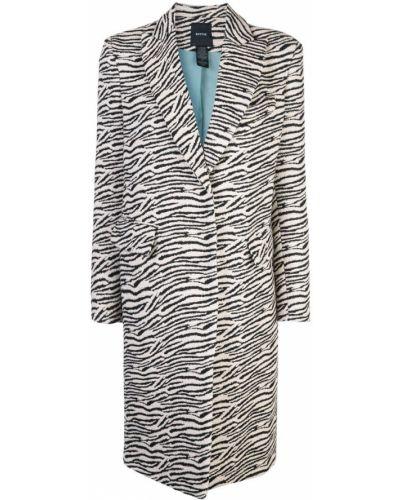 Пальто с принтом пальто Smythe