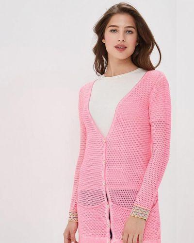Розовый кардиган Custo Barcelona
