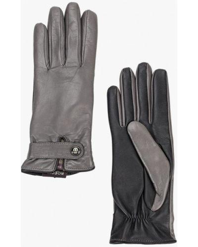 Кожаные кожаные перчатки Roeckl