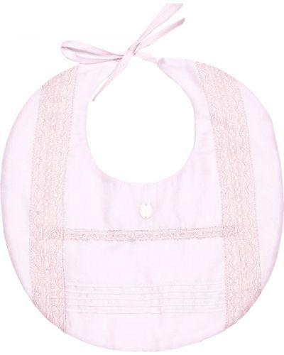 Розовый нагрудник Dior