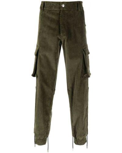 Zielone spodnie Gcds