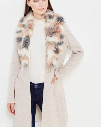 Пальто - бежевое Met