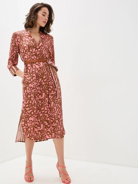 Розовое повседневное платье Beatrice.b