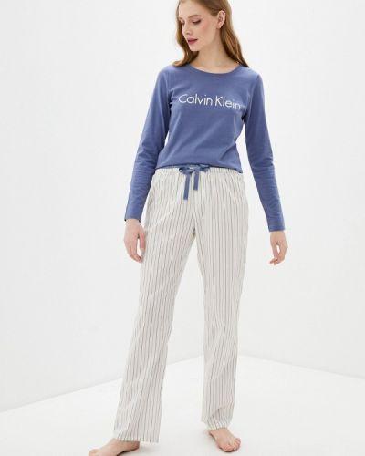 Пижамная белая пижама Calvin Klein Underwear