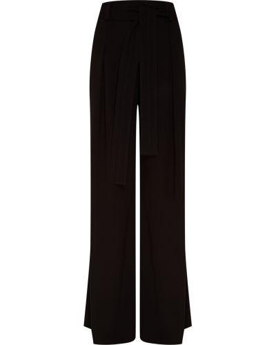 Классические брюки с завышенной талией расклешенные Proenza Schouler