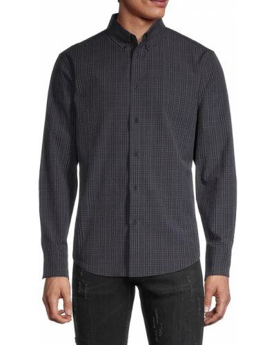Koszula bawełniana z długimi rękawami z printem Rag & Bone
