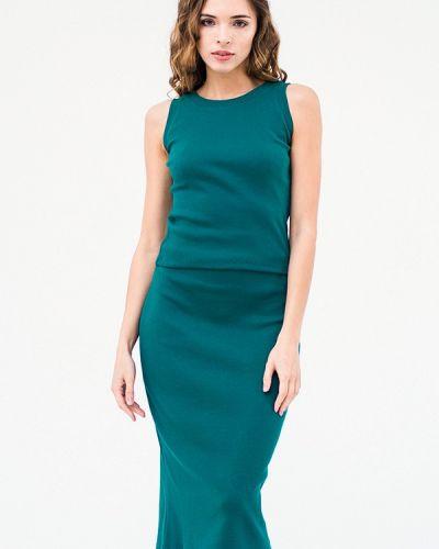 Зеленое повседневное платье Mascot