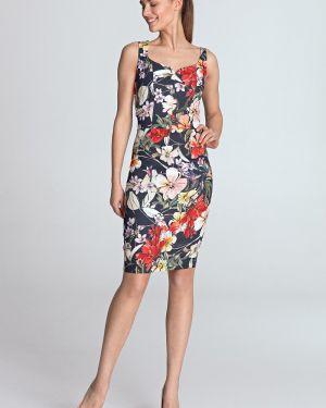 Codzienna sukienka biznes letnia Nife