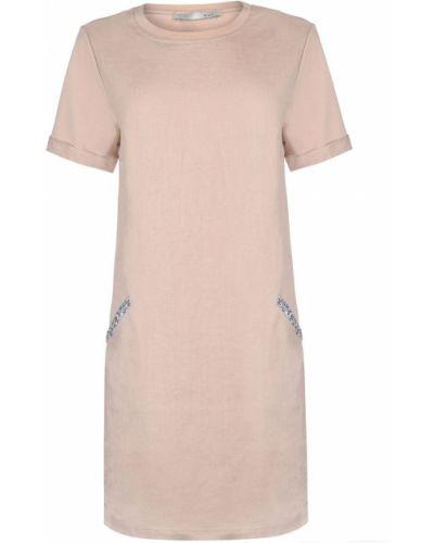 Sukienka mini bawełniana Oui