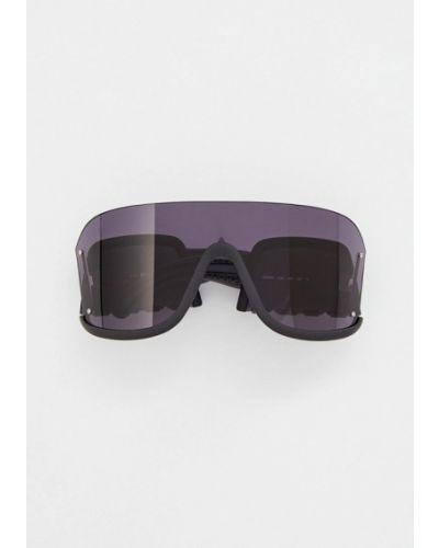 Черные зимние очки Gcds