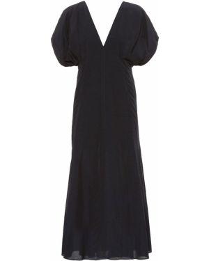 Платье мини миди из штапеля Jil Sander