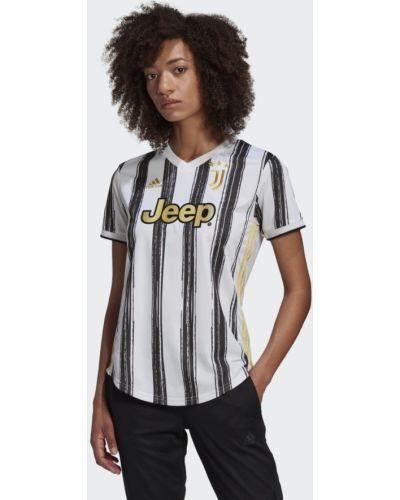 Футбольная домашняя черная спортивная футболка Adidas