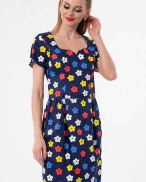 Платье платье-сарафан со складками Wisell