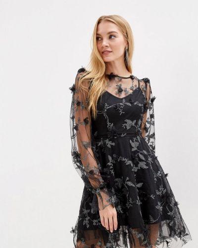 Вечернее платье осеннее Gepur