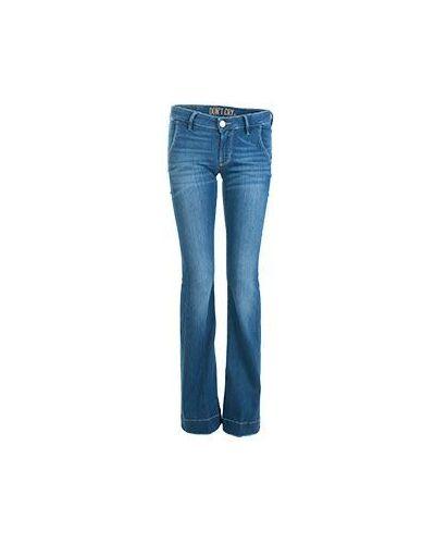 Синие повседневные джинсы Don't Cry