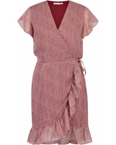 Różowa sukienka na obcasie Freebird
