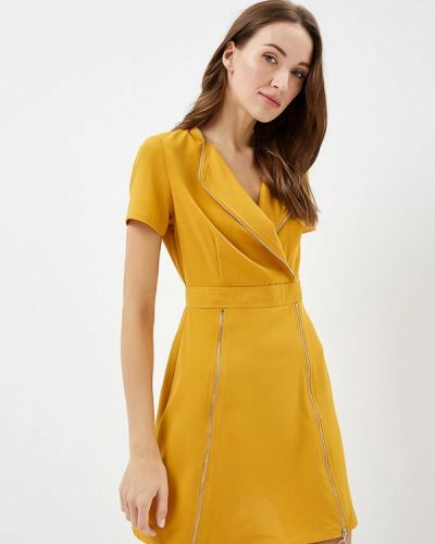 Желтое платье Paccio
