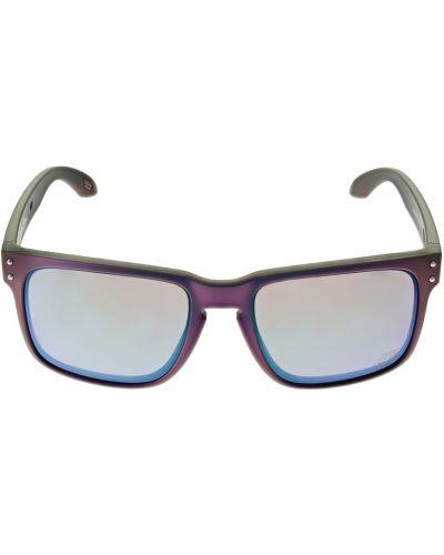Zielone okulary Oakley