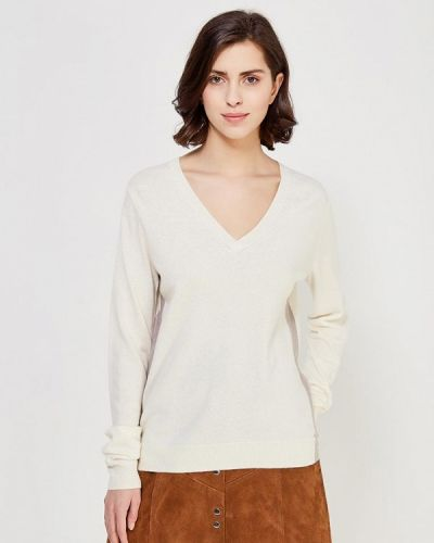 Белый пуловер 2018 Delicate Love