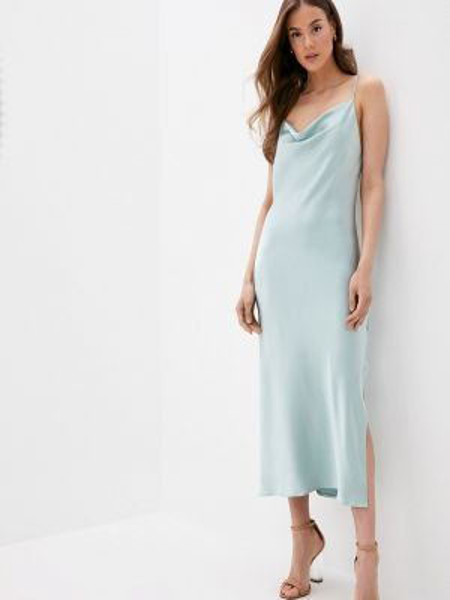 Платье платье-комбинация осеннее Imocean