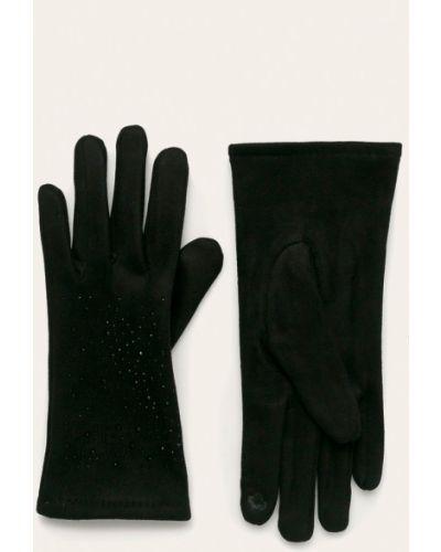 Перчатки универсальный черные Answear