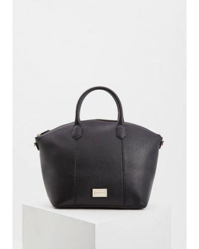 Кожаный сумка с ручками Emporio Armani