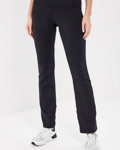 Спортивные брюки черные весенний Reebok