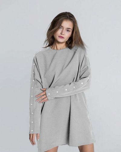 Платье серое Lavlan