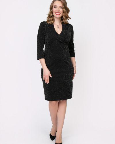 Вечернее платье с люрексом Diolche
