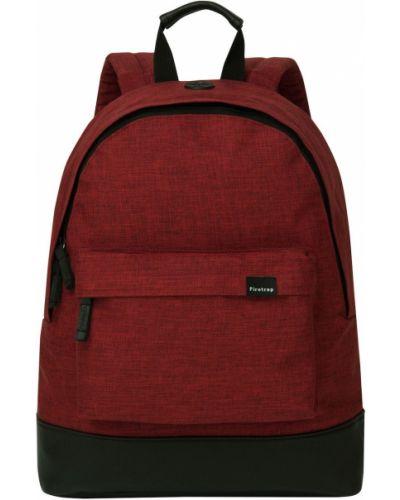 Klasyczny plecak - czerwony Firetrap