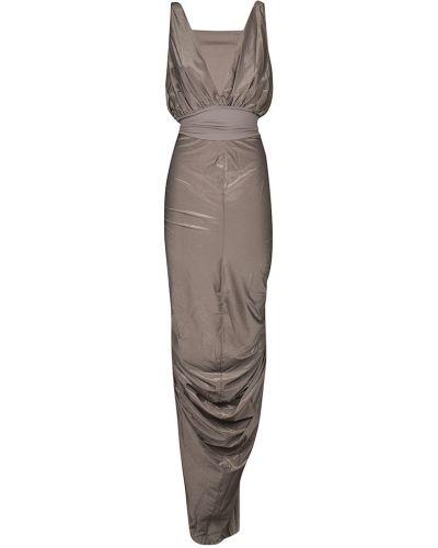 Sukienka długa Rick Owens