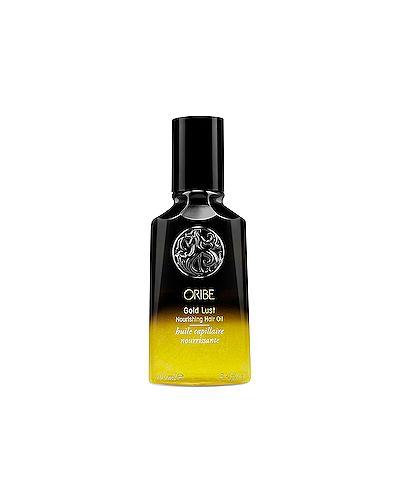 Масло для волос мерцающий золотой Oribe
