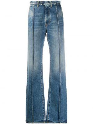 Хлопковые синие свободные широкие джинсы свободного кроя Ports 1961