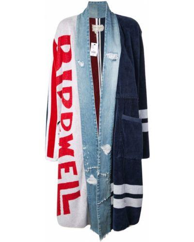 Пиджак оверсайз с накладными карманами Greg Lauren