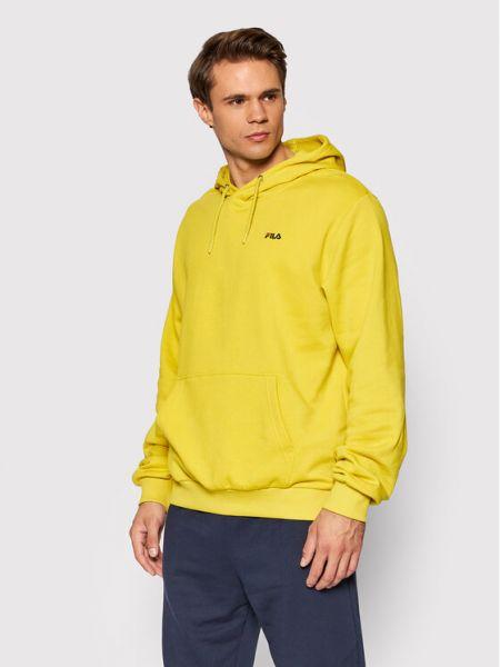 Dres - żółty Fila