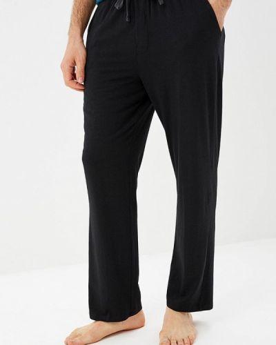 Домашние брюки черные Marks & Spencer