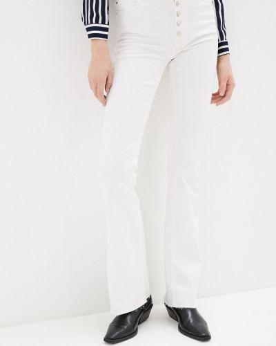 Широкие джинсы - белые Silvian Heach