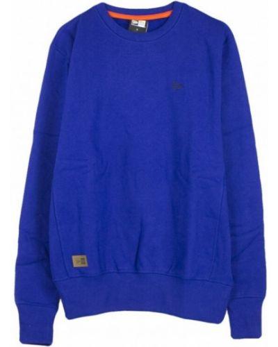 Niebieska bluza dresowa New Era
