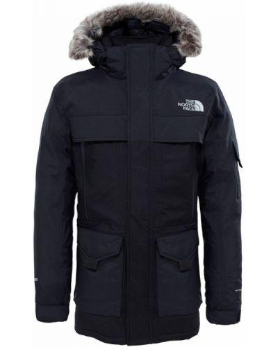 Черная утепленная куртка Hyvent из искусственного меха The North Face