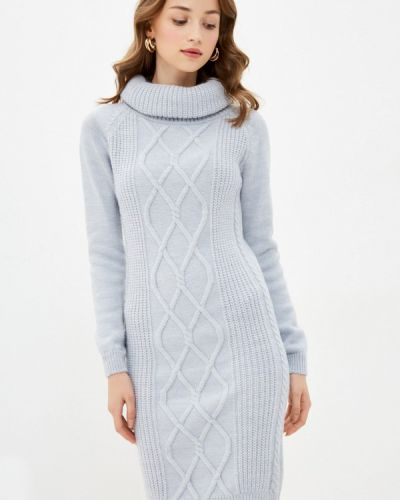 Платье - голубое Happychoice