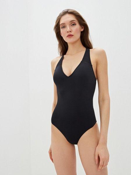 Купальник черный пляжный Dali