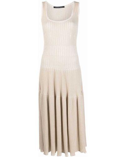 Трикотажное платье миди Antonino Valenti