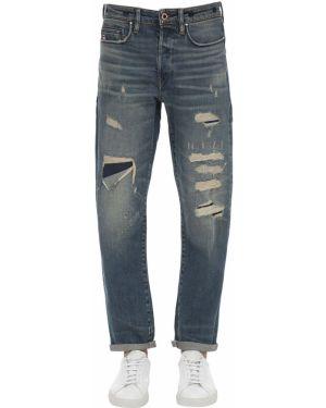 Jeansy z kieszeniami dżinsowa G-star