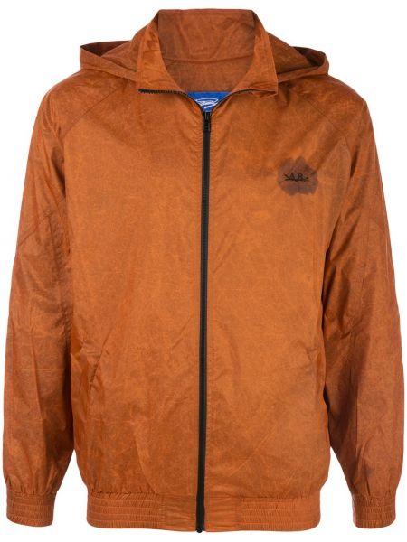 Куртка с капюшоном - коричневая Anton Belinskiy